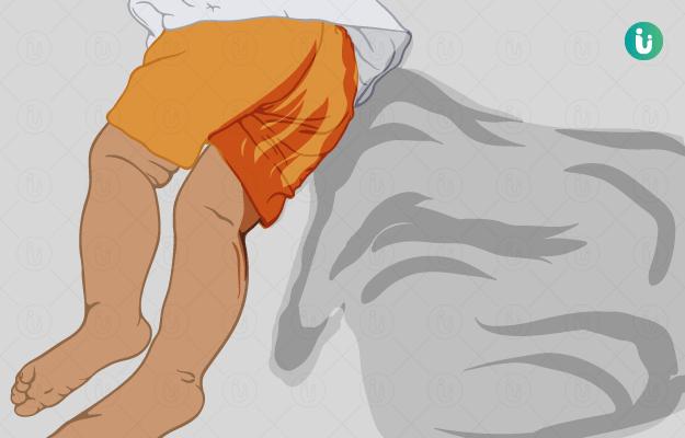 बिस्तर गीला करना
