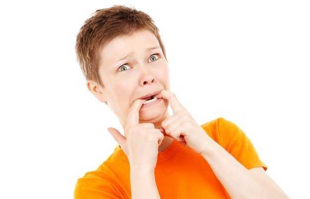दातावरील फोड