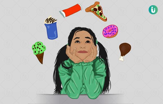 भोजन विकार