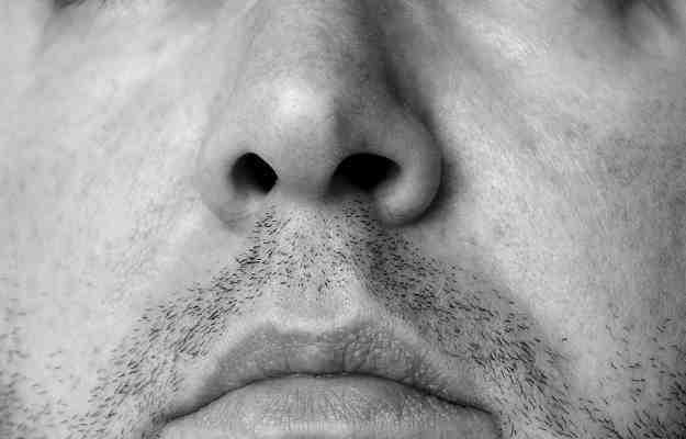 सूखी नाक