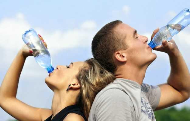 ज्यादा पानी पीना