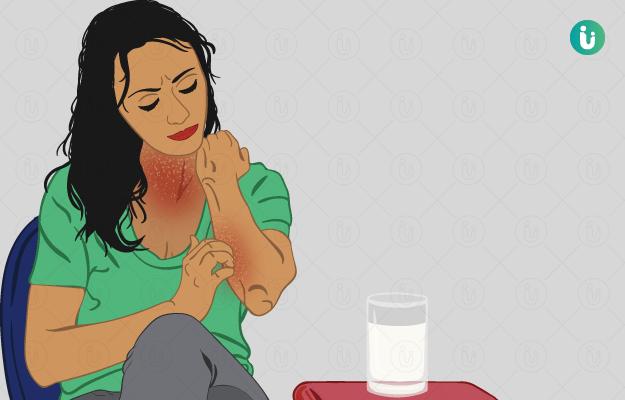 दूध से एलर्जी